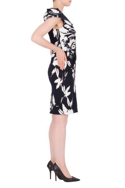Joseph Ribkoff Navy/White Dress Style 191790