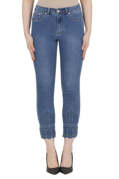 Joseph Ribkoff Blue Pants Style 191975