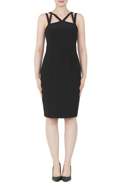 Joseph Ribkoff Black Dress  Style 192000