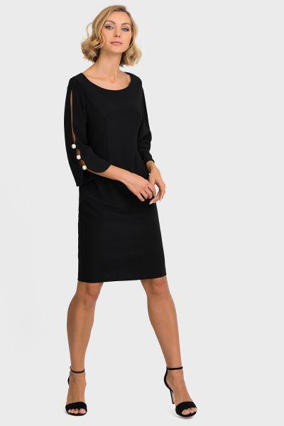 Joseph Ribkoff Black Dress Style 192005