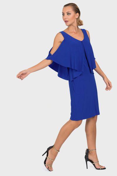 Joseph Ribkoff Royal Sapphire Dress Style 192007