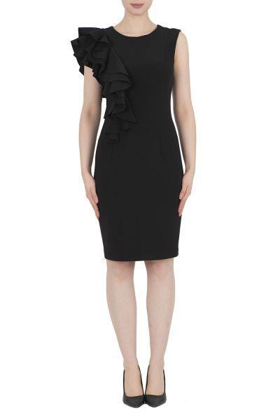 Joseph Ribkoff Black Dress Style 192010
