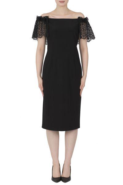 Joseph Ribkoff Black Dress Style 192012