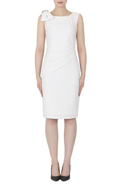 Joseph Ribkoff White Dress Style 192013
