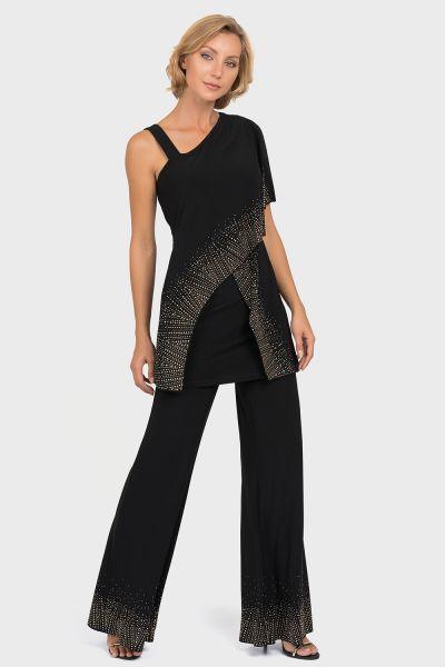 Joseph Ribkoff Black Tunic Style 192074
