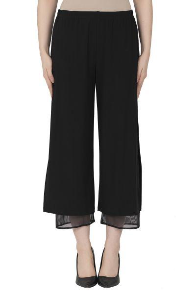 Joseph Ribkoff Black Pants Style 192302