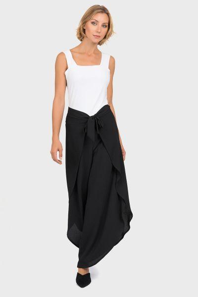 Joseph Ribkoff Black Pants Style 192409