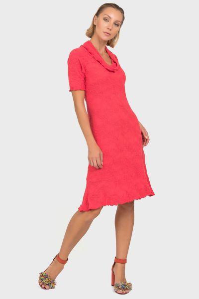 Joseph Ribkoff Coral Dress Style 192455