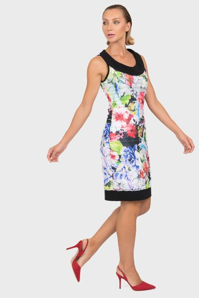 Joseph Ribkoff Multi Dress Style 192649