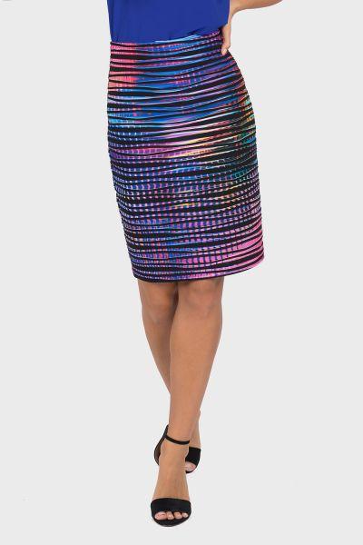 Joseph Ribkoff Multi Skirt Style 192683