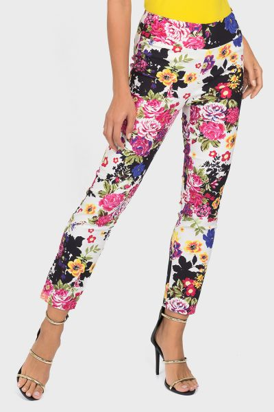 Joseph Ribkoff Multi Pants Style 192694