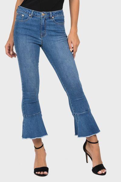 Joseph Ribkoff Blue Pant Style 192983