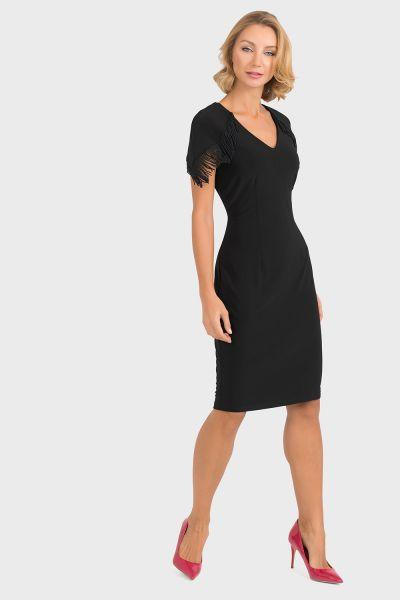 Joseph Ribkoff Black Dress Style 193002