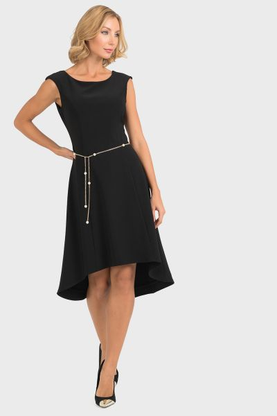 Joseph Ribkoff Black Dress Style 193010