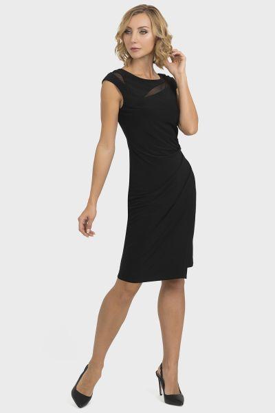 Joseph Ribkoff Black Dress Style 193016