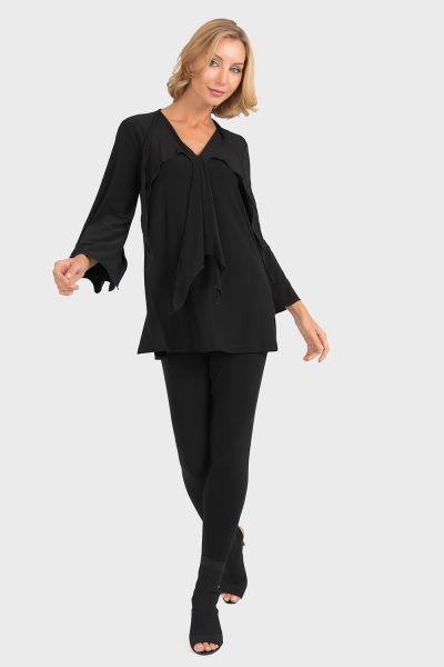 Joseph Ribkoff Black Tunic Style 193079