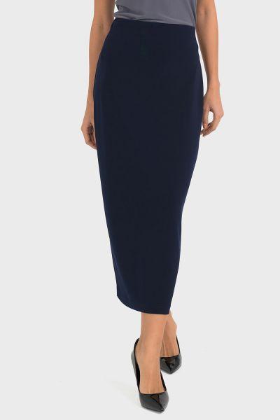 Joseph Ribkoff Midnight Blue Skirt Style 193092