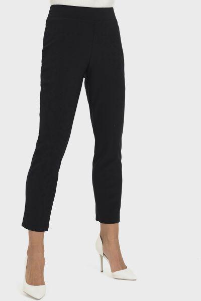 Joseph Ribkoff Black Pants Style 193110