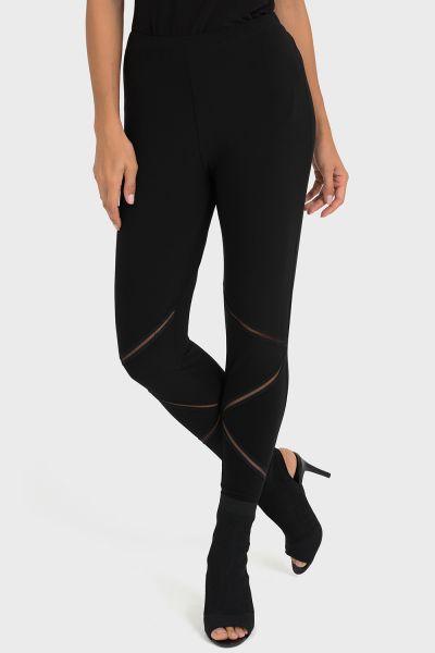 Joseph Ribkoff Black Pant Style 193115