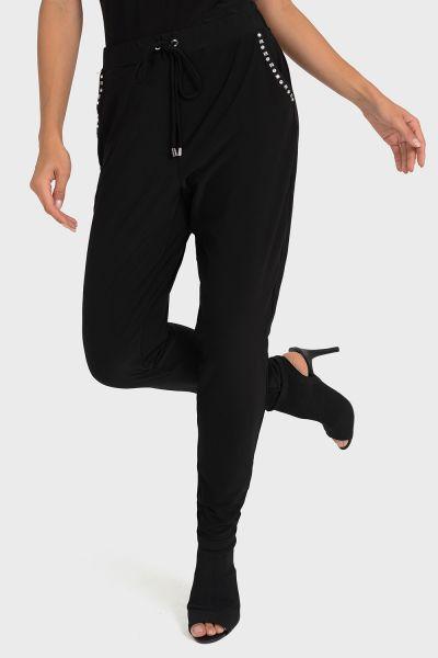 Joseph Ribkoff Black Pant Style 193116