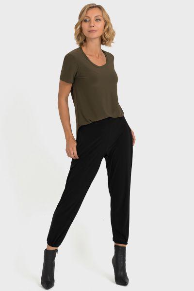 Joseph Ribkoff Black Pant Style 193117