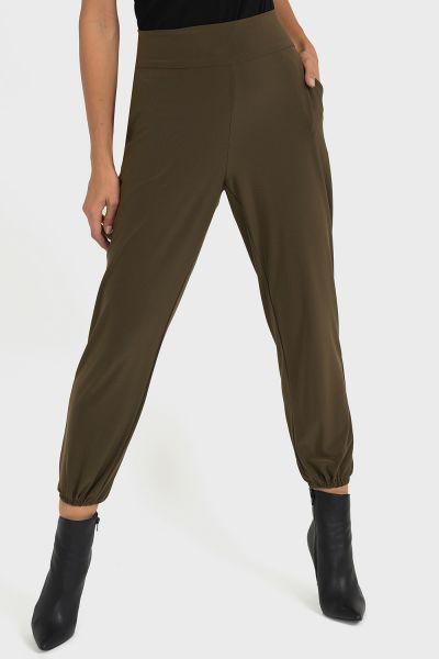 Joseph Ribkoff Safari Green Pant Style 193117