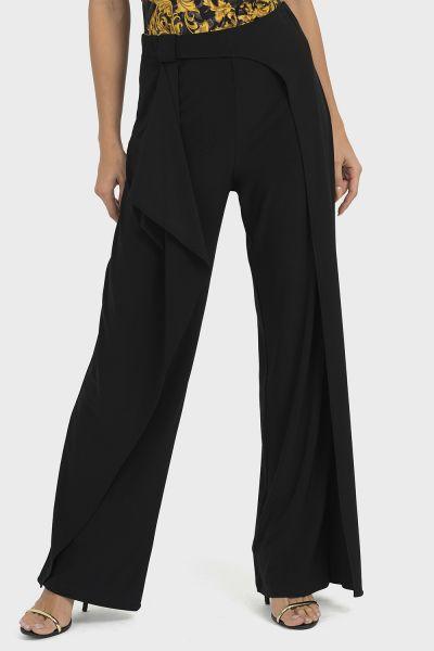 Joseph Ribkoff Black Pants Style 193118