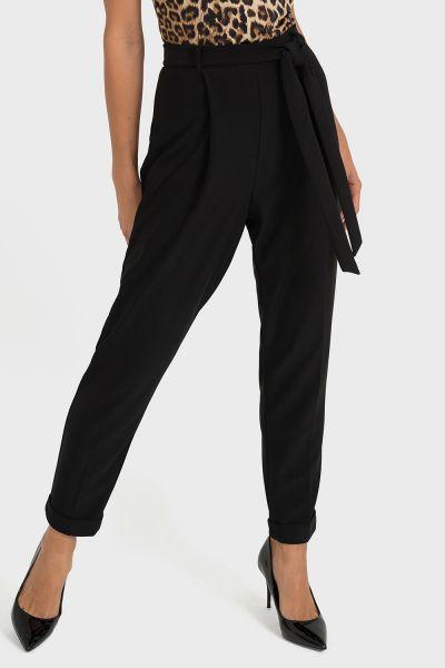 Joseph Ribkoff Black Pant Style 193124