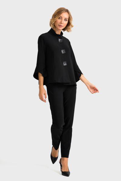 Joseph Ribkoff Black Jacket Style 193198