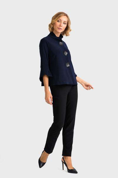 Joseph Ribkoff Midnight Blue Jacket Style 193198