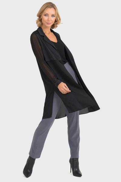 Joseph Ribkoff Black Cover-Up Style 193261
