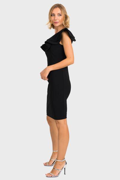 Joseph Ribkoff Black Dress Style 193298