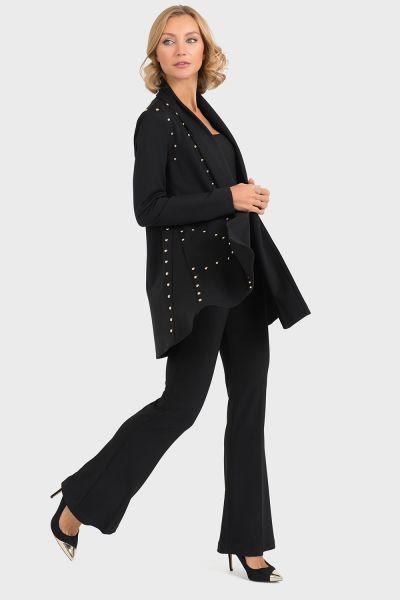 Joseph Ribkoff Black Coat Style 193355