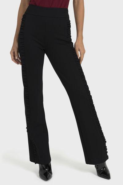Joseph Ribkoff Black Pants Style 193356