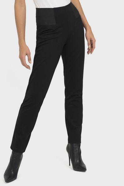 Joseph Ribkoff Black Pants Style 193361
