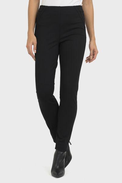 Joseph Ribkoff Black Pants Style 193368