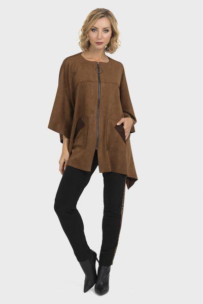 Joseph Ribkoff Brown Jacket Style 193393