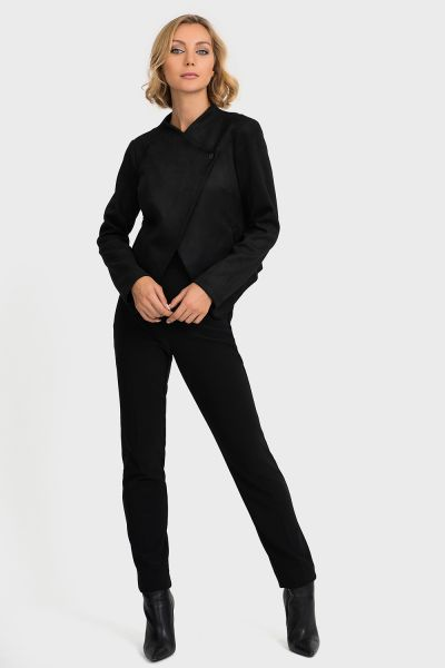 Joseph Ribkoff Black Jacket Style 193395