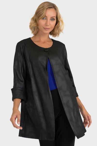 Joseph Ribkoff Black Jacket Style 193399