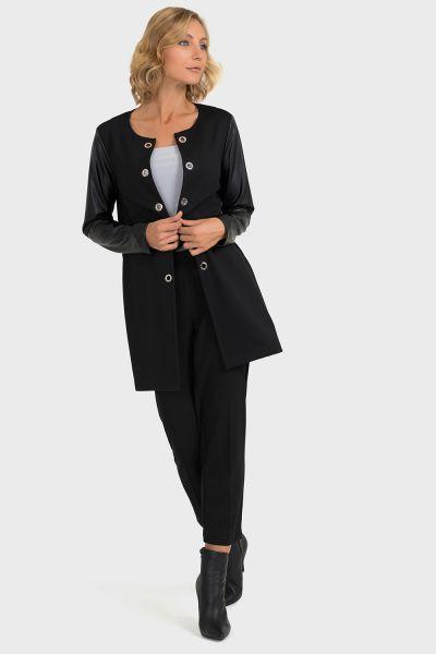 Joseph Ribkoff Black Jacket Style 193404