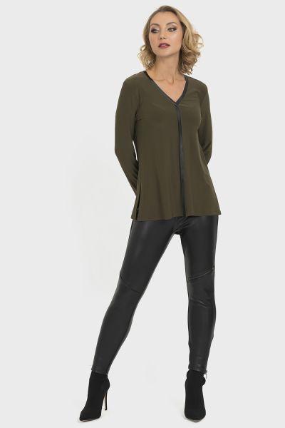 Joseph Ribkoff Black Pants Style 193407