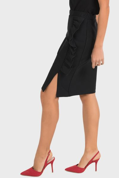 Joseph Ribkoff Black Skirt Style 193447