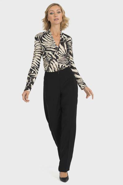 Joseph Ribkoff Black Pants Style 193452