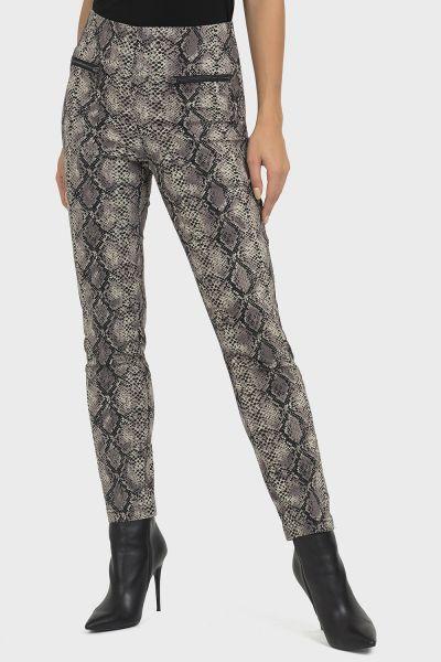 Joseph Ribkoff Multi Pants Style 193548