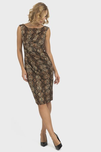 Joseph Ribkoff Multi Dress Style 193558