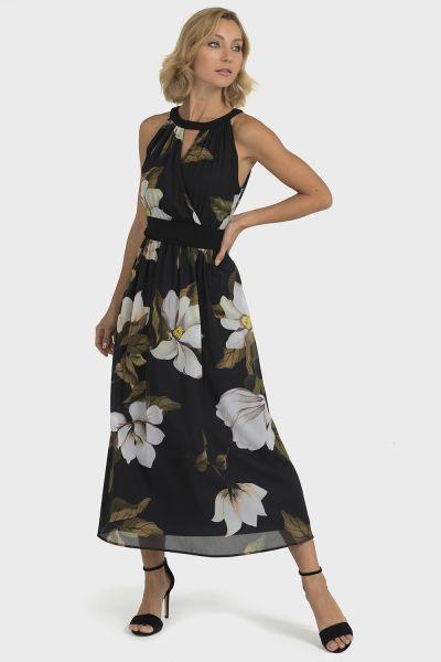 Joseph Ribkoff Black Dress Style 193581