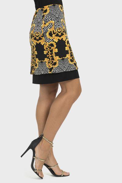 Joseph Ribkoff Reversible Skirt Style 193588
