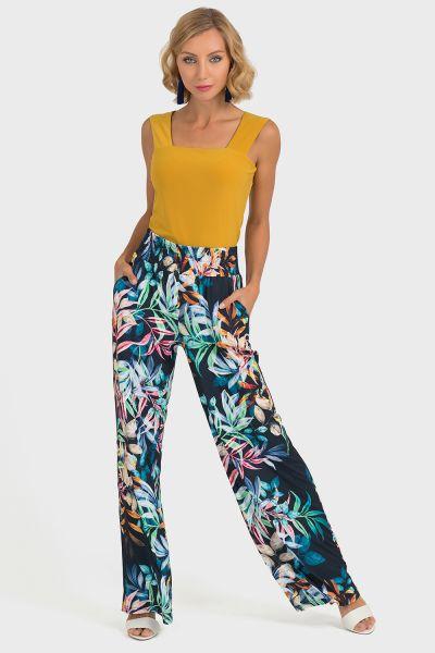 Joseph Ribkoff Multi Pants Style 193645