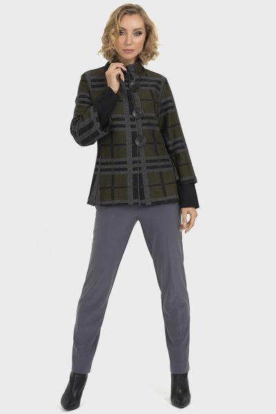 Joseph Ribkoff Grey/Multi Jacket Style 193661