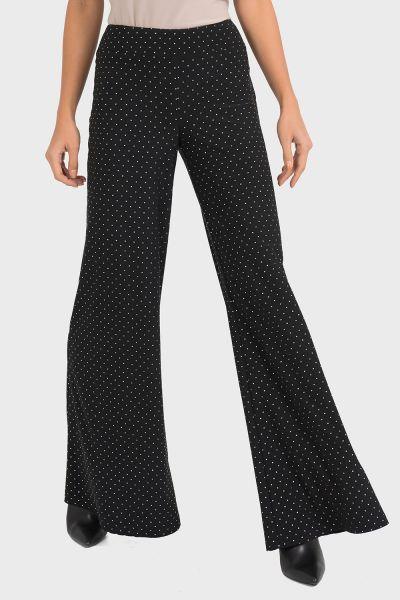 Joseph Ribkoff Black Pants Style 193799